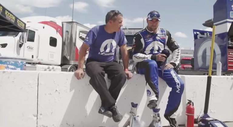 Nascar on TSN - 2015 NPS Driver Profile: Andrew Ranger