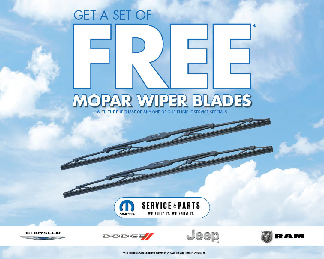 Spring Wiper Promotion 2018