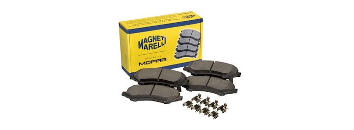 A product image of Magneti Marelli Windshield Brakes