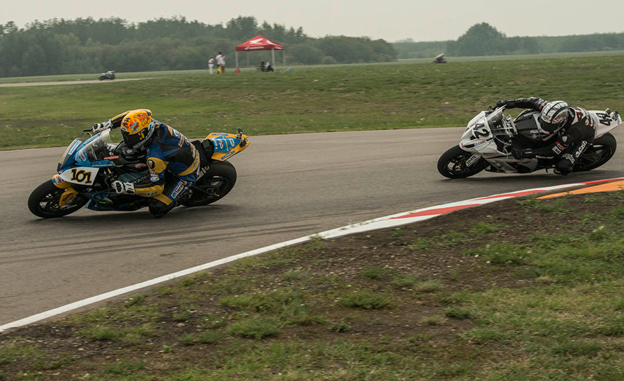 Szoke secures Edmonton Superbike sweep