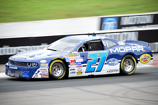 RANGER SCORES POLE, BATTLES ALL DAY AT CTMP