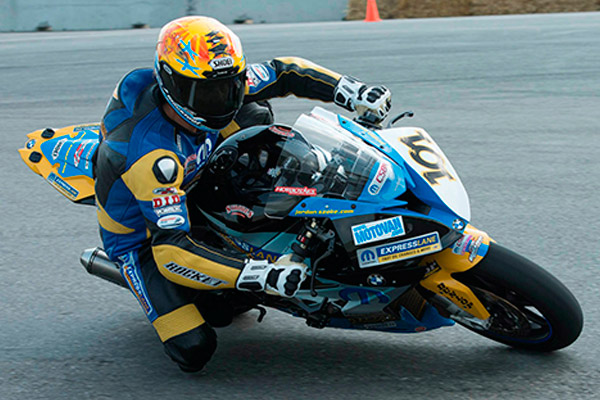 Szoke completes perfect Mopar CSBK season at CTMP