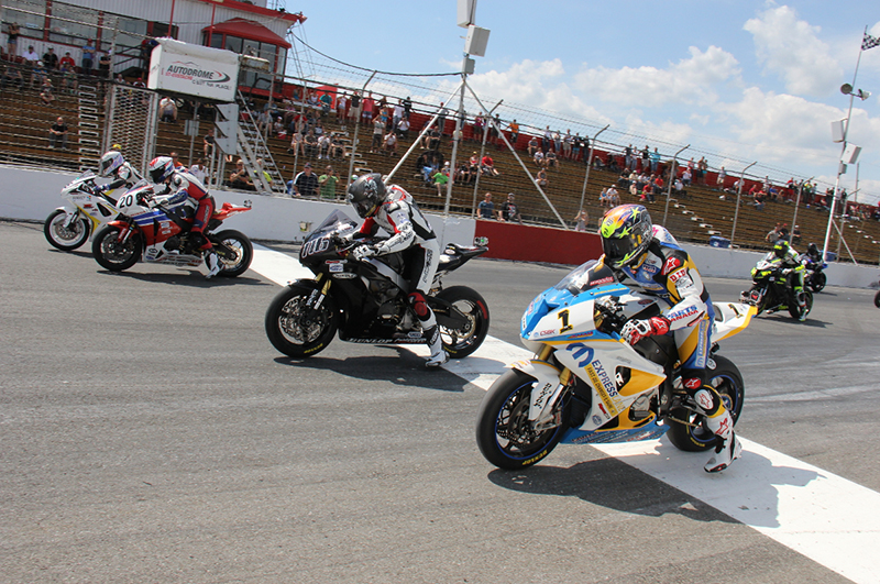Mopar extends backing of Canadian Superbike Championship